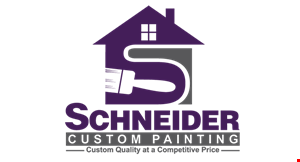 Schneider Bros Custom Painting logo