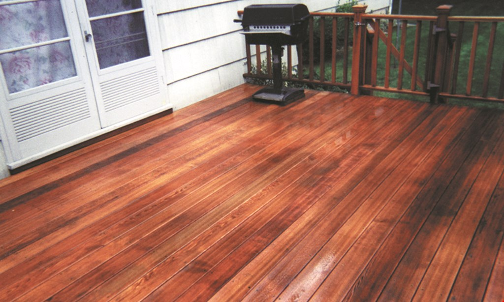 Product image for Jet Powerwashing $50 OFF Any Deck Wash & Sealing.