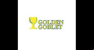 Golden Goblet logo