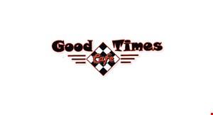 Good Times Cafe logo