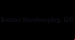 Branco Hardscaping logo