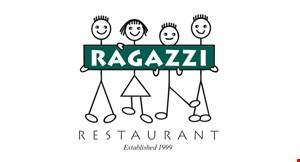 Ragazzi Restaurant logo