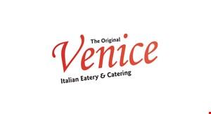 Venice Pizza & Italian Eatery logo