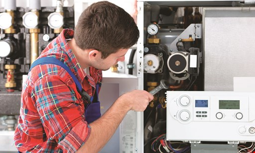 Product image for Heating & Air Conditioning By Doornbos $25 off Repair Service.