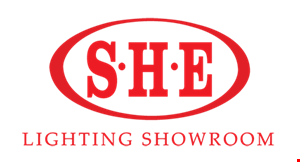 She Lighting Showroom logo