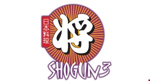 Product image for Shogun 3 $5 off any purchase