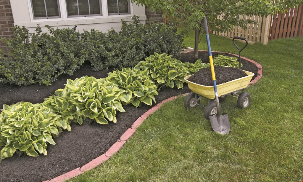 Product image for MULCH CENTER Get 20% off all manufactured items.