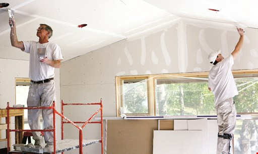 Product image for Above It All Ceiling & Drywall $150 OFF Any Single Job
