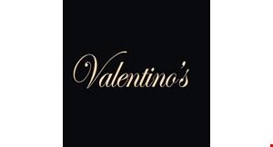 Valentino's Ristorante Italiano logo