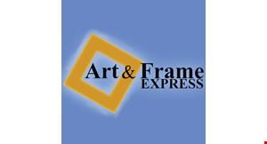 Art and Frame Express logo