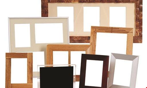 Product image for Art and Frame Express $30 off any custom framing project.