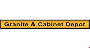 Granite & Cabinet Depot logo