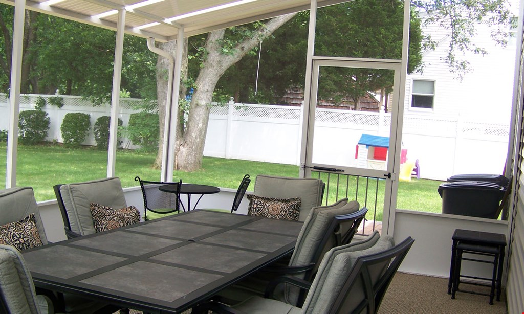 Product image for Sunview Enterprise Inc $1,500 OFF Complete Sunroom!