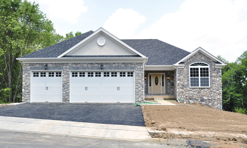 Product image for PRECISION OVERHEAD GARAGE DOOR SERVICE 15% OffNew Insulated Garage DoorOrdered By 2-29-20