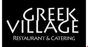 Product image for Greek Village Restaurant & Catering $35.951.5 lbs of Gyro Meat, Medium Salad, Vegetables and Rice or Potato, Pita Bread and Dressings(add $2.00 for Chicken Gyro Meat).