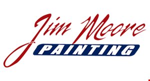 Jim Moore Painting logo