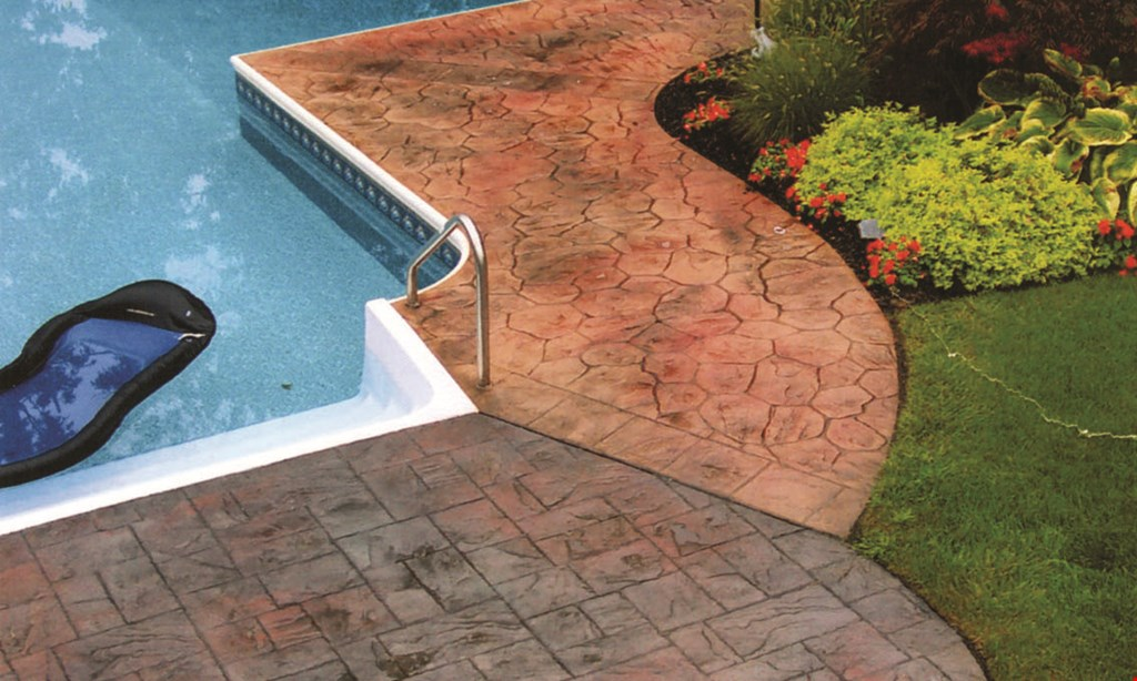 Product image for Concrete Impressions inc. $2 off any painted stone.