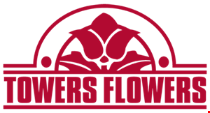 Towers Flowers logo