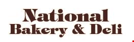 National Bakery & Deli logo
