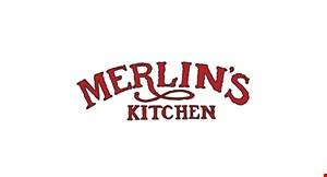 Merlin's Kitchen logo