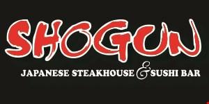Shogun Japanese Steakhouse & Sushi Bar logo