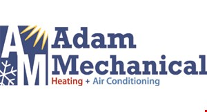 Adam Mechanical Heating & Air Conditioning logo
