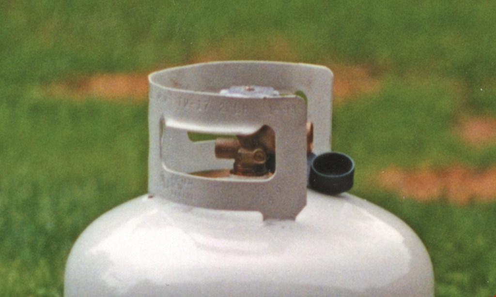Product image for Advantage Rental Center $15.95 Plus Tax Per 20 lb. Cylinder