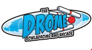 Acton Bowladrome & Arcade logo
