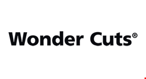 Product image for Wonder Cuts $12 Wet Cut.