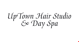 Product image for Uptown Hair Studio & Day Spa $120 2-Hr. Treatment