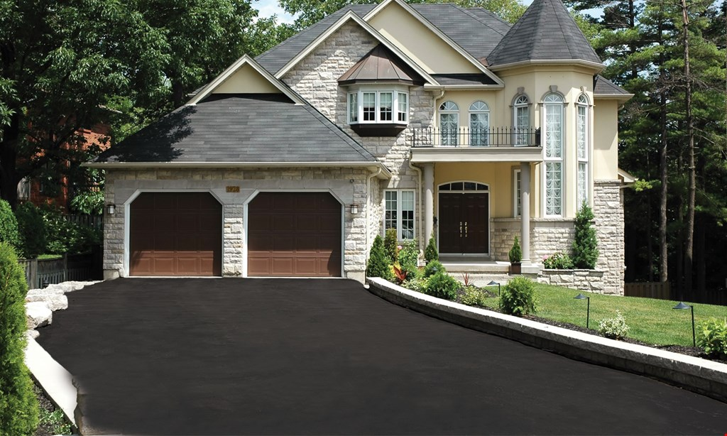 Product image for Montgomery County Sealcoating Company $20 off Any Driveway Sealing over 2500 sq. ft.