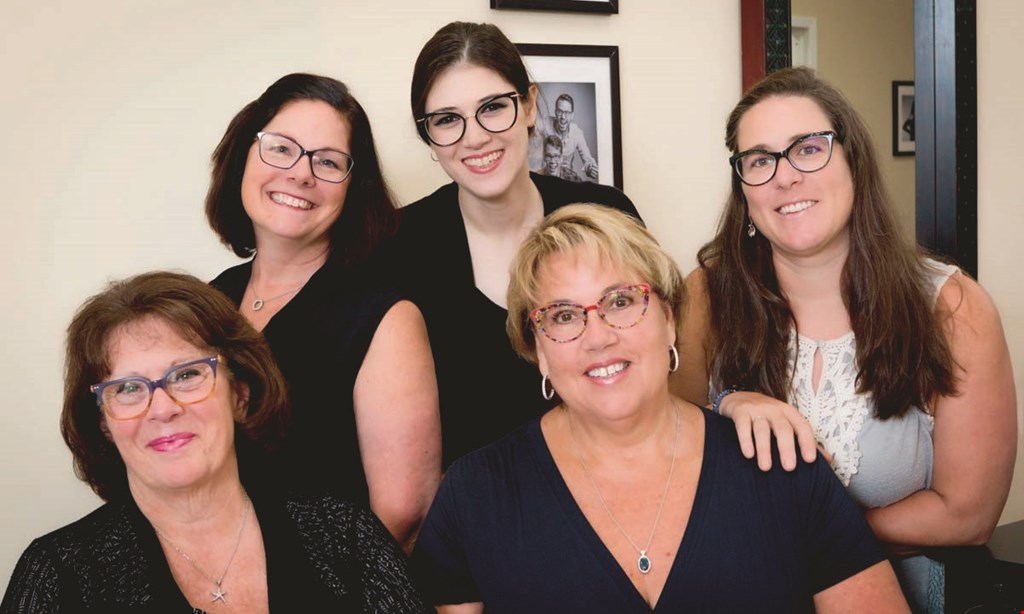 Product image for Moss Opticians $50 off frames with purchase of complete pair of glasses.