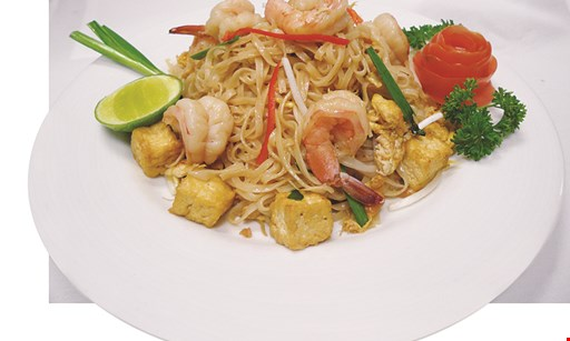 Product image for Nooddi Thai Chef 20% off any call ahead take-out order
