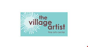 The Village Artist Fine Arts Center logo