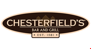 Chesterfield's Bar and Grill logo