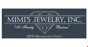 Product image for Mimi's Jewelry $500 off $2200.