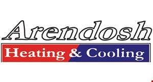Arendosh Heating & Cooling logo