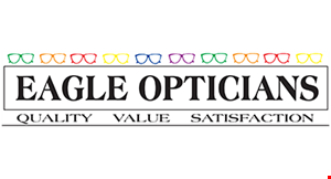Product image for Eagle Opticians $40 off FRAMES up to $139 with purchase of lenses. $60 off FRAMES $159 up to $219 with purchase of lenses. $80 off FRAMES $239 and up with purchase of lenses