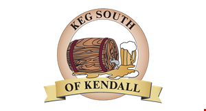 Keg South of Kendall logo