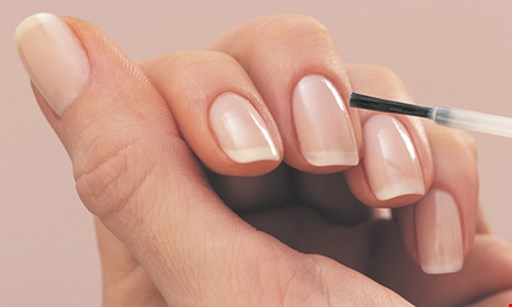Product image for Kim Salon & Spa $30 nail dipping powder with gel.