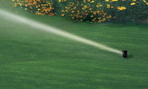 Product image for National Lawn Sprinklers Inc. Free Estimate plus $100 Off Any Custom Installation.