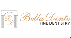 Product image for Bella Dente Fine Dentistry $59 Full Exam, Full X-Rays & Cleaning