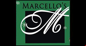 Marcello's Restaurant & Tomato Pie logo