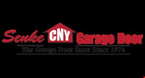 Senke CNY Garage Door logo