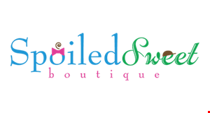 Spoiled Sweet Boutique logo