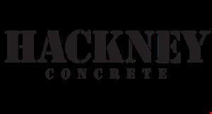 Hackney Concrete logo