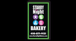 Starry Night Bakery & Coffee House logo