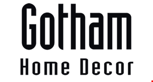 Gotham Home Decor logo