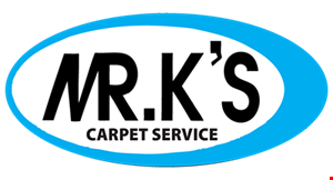 Mr. K's Carpet Service logo