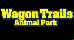 Wagon Trails Animal Park logo